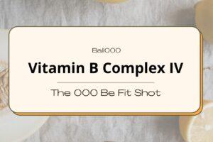 Vitamin B complex IV