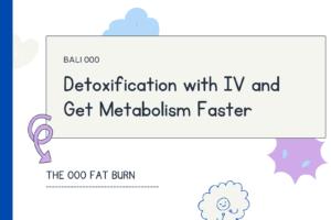 Detoxification with IV
